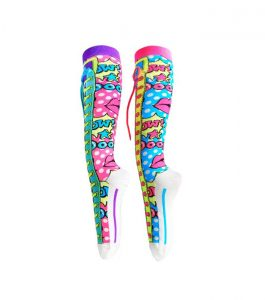 Madmia Pop Art Socks
