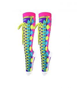 Madmia Tartan Sock