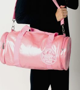 Pineapple Barrel Dance Bag Pink