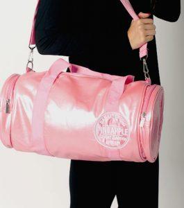 Pineapple Barrel Dance Bag Pink