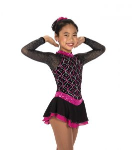 Jerrys Best of Broadway Skating Dress 202 Front