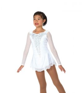 Jerrys Snow Swept Skating Dress 168 Front