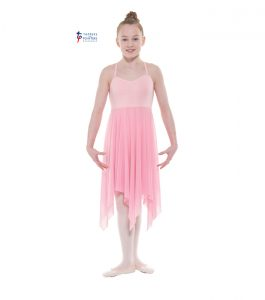 Pink Lyrical Dress