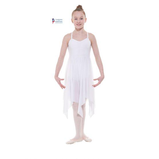 White Lyrical Dress