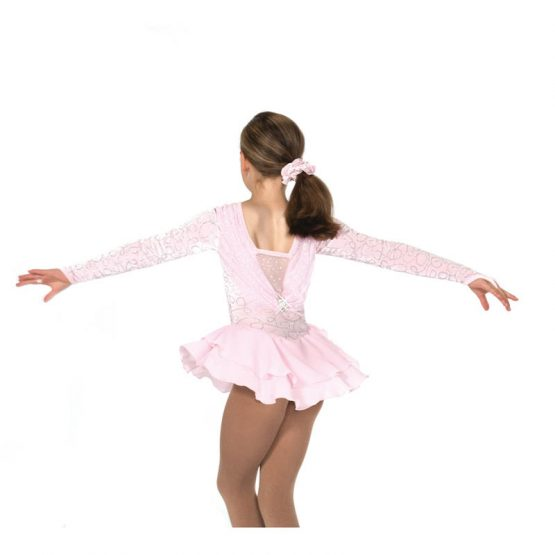 Jerry's 53 Whisper Loop Dress Pearl Pink back