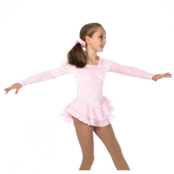 Jerry's 53 Whisper Loop Dress Pearl Pink front
