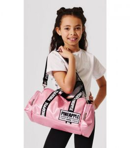 Pineapple Mini Pink Dance Bag