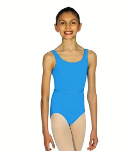 Roch Valley Beatrice Leotard Teal Front