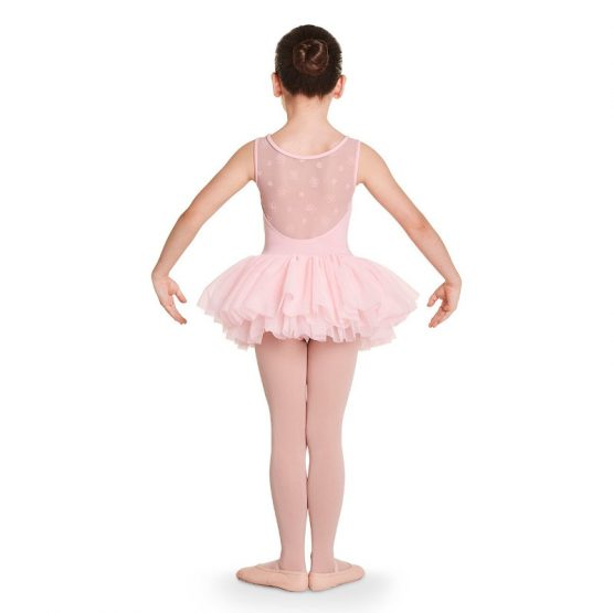 Bloch Aiko CL8785 Tutu Dress Back