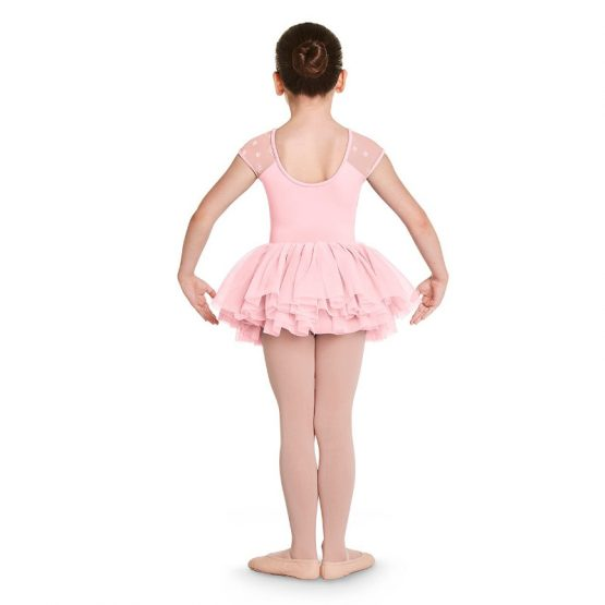Bloch Birdine CL8742 Tutu Dress Back