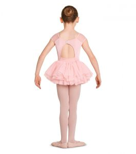 Bloch Mirella M1523 Tutu Dress Back