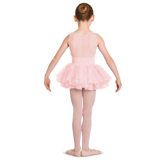 Bloch Mirella M456 Tutu Dress Back