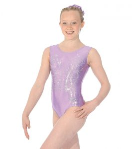 Liberty Sleeveless Gymnastic Leotard