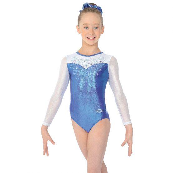 Mabelle Long Sleeve Gymnastic Leotard