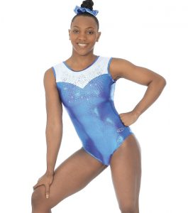 Mabelle Sleeveless Gymnastic Leotard