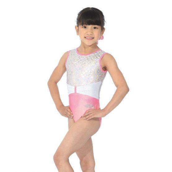 Princess Sleeveless Gymnastic Leotard