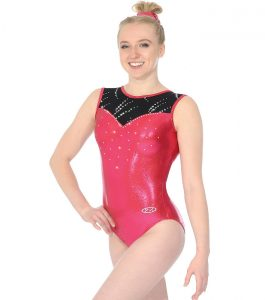 Storm Sleeveless Gymnastic Leotard