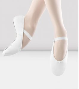 Bloch Arise Ballet Shoe White