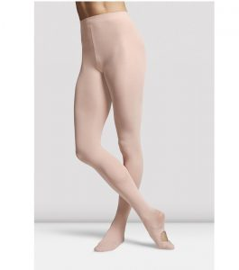Bloch Convertible Ballet Tights Pink